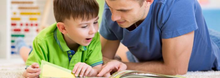 Resultado de imagen para Hábito de la lectura en niños