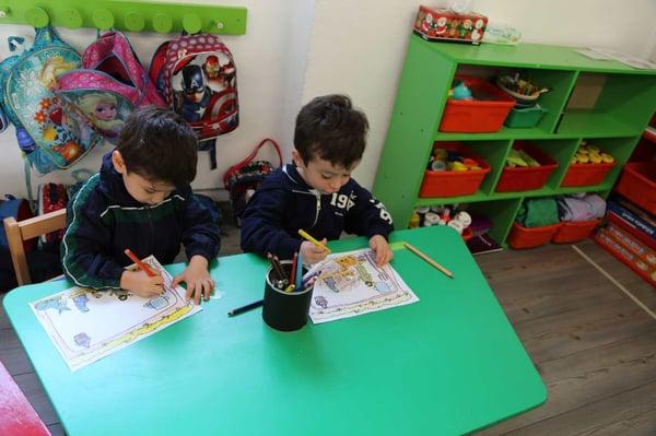 lectoescritura-kinder-bilingue