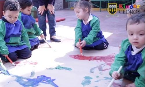 mejores-kinders-cdmx-arte-desarrollo-infantil
