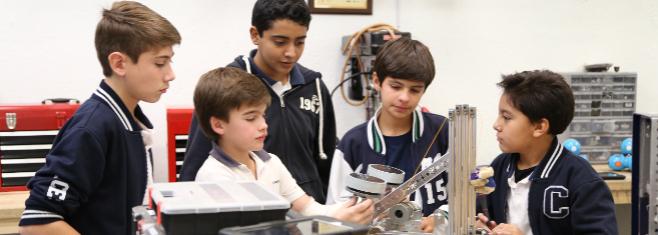 ¿En qué consiste el modelo educativo del Colegio Cedros?