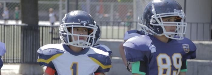 ¿Cómo se practica el fútbol americano en el Colegio Cedros?