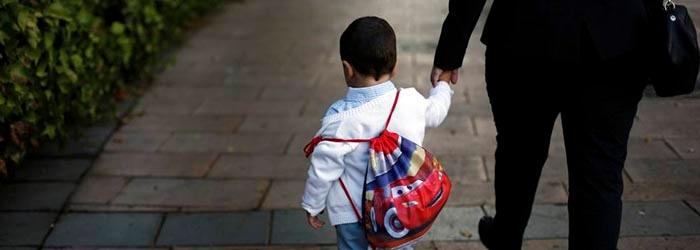 Ayuda a tu hijo en su primer día de clases en la primaria