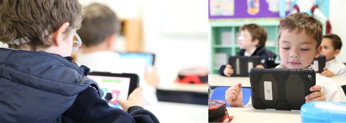 5 habilidades que adquieren los niños en un colegio trilingüe